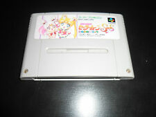 SAILOR MOON FUWA FUWA PANIC-SUPER FAMICOM-loose-japan games
