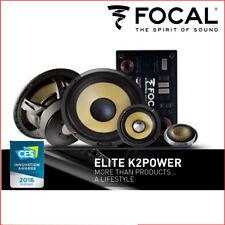 "Focal ES165KX3 - ELITE K2 Power 6.5"" 16.5cm 3-Way Component Speakers"