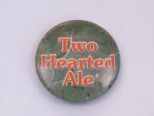 BEER BUTTON Pinback ~ BELL'S Brewing Co Two-Hearted Ale ~^^~ Kalamazoo, MICHIGAN