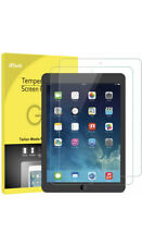 JETech Screen Protector for iPad 9.7 Pro 9.7 iPad Air 1 2 Tempered Glass 2-Pack
