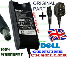 ORIGINAL DELL LATITUDE E6230 E6330 E6430 E6530 90W AC BATTERY CHARGER + UK CABLE
