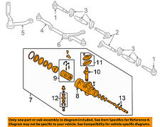 GM OEM-Rack And Pinion Complete Unit 15059798