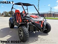 300CC Dune Buggy Off Road Water Cool UTV 2 Seater 4 Wheel Go kart Auto FORZA 7