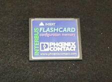 Phoenix Contact Flashcard CF 256M ATA-PC 2988780