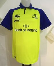 LEINSTER RUGBY 2016/17 S/S TRAINING JERSEY BY CANTERBURY SIZE ADULT LARGE NEW