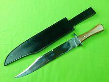 Windlass Made Large Fighting Knife w/ Sheath