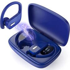 New listing Bluetooth Headset 5.0 Tws Wireless Earphones Earbuds Headphones Stereo Ear Hook