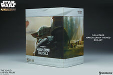 Early Access Preorder: Sideshow The Child Limited Edition Figure The Mandalorian