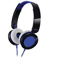 Panasonic RP-HXS200-A Sound Rush On-Ear Headphones RPHXS200 Blue
