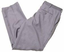AQUASCUTUM Mens Suit Trousers W36 L30 Grey  CY04