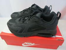 Women's Nike Air Max 200 Triple Black AT6175 003 New Size 9 Training/running