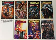 YOUNGBLOOD #1-11 (2017) +VARIANTS, BOWERS, TOWE, LIEFELD, IMAGE, 30 COMICS, NM
