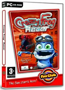 Crazy Frog Racer - PC Game   PC Fun Club Edition
