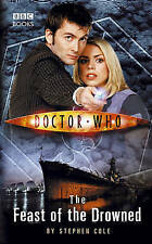 """VERY GOOD"" The Feast of the Drowned (Doctor Who ), Stephen Cole, Book"