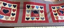 COUNTRY HEART & HOUSE PANEL BY SPRINGS-