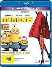 Minions (Blu-ray, 2019)