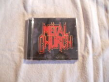 "Metal Church ""Live"" 1998 cd  SPV Records New Sealed"