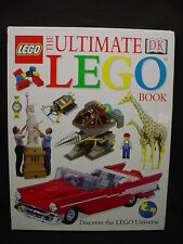 ULTIMATE LEGO DK BOOK 1999 Big Unique Building Design Animal Car tower Christmas