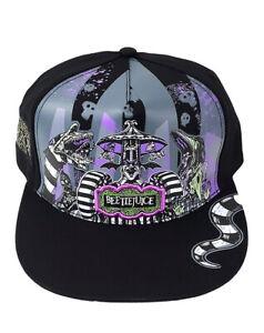 Universal Studios Orlando Halloween Horror Nights 2020 Glow in the Dark Hat Cap