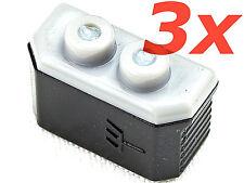 3 Stecker für Shimano Nabendynamo DH-3N30 DH-3N20 DH-3N80 Verbindungsstecker