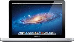 Apple MacBook Pro A1278 Intel Core 2 Due 2.4 GHz13.3 Zoll 250GB HDD 4GB DDR3