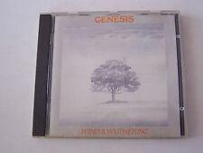 CD DU GROUPE GENESIS  , WIND ET WUTHERING , 9 TITRES . BON ETAT .