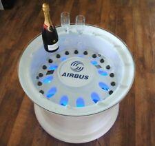 Énorme AIRBUS A330 A340 AVION de ligne avion Roue Principale table basse