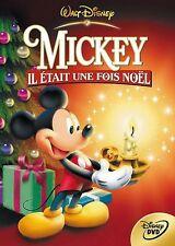 """DVD """"MICKEY Il était une fois Noël   Walt Disney  NEUF SOUS BLISTER"""