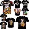 Fashion Women Men Thanos Cartoon Casual 3D Print T-Shirt Short Sleeve Tops Tee