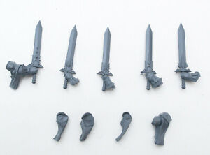 Weapon Stormcast Eternals Evocators Bits//Parts