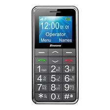 NEW BINATONE M250 BIG BUTTON SIM FREE MOBILE PHONE - BLACK