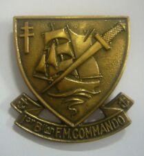 WWII - 1er B. F. M. (Commando Kieffer)