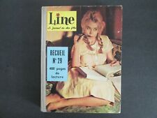 RELIURE FRANCAISE LINE N°29 (389-401) 1962 TBE