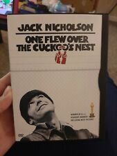 One Flew Over the Cuckoos Nest (DVD, 1997, Standard and letterbox)