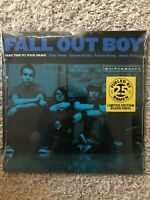 Fall Out Boy - Take This To Your Grave - Silver Vinyl - IN HAND *Free Shipping*
