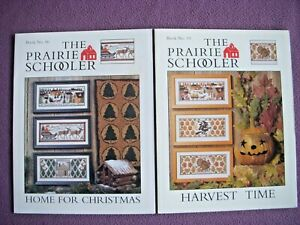10/% Off The Prairie Schooler Counted X-stitch Chart New Format Barn Cats