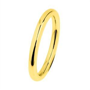 Ernstes Design Evia Ring Edelstahl R451 Vorsteckring schmaler Ring Beisteckring