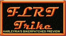 FLRT  Trike -   BIKER PATCH