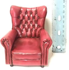 VOR-CHR: Vortex Toys 1/12 Scale Limited Edition Red Sofa Chair