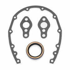 Edelbrock 6997 Timing Cover Gasket Small Block Chevy Timing Cover Set
