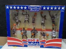 1992 Starting Lineup Team USA Olympic Basketball Dream Team Set in Box