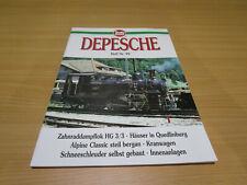 (13081/4) LGB-Depesche 31. Jahrgang 1999 Heft 99