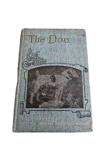 The Dog by Stonehenge - Revised by George Armatage - Hardback - Vintage - 1895