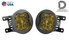 SS3 Diode Dynamics Amber LED Fog Light Kit- Sport SAE Fog for Ford Scion Subaru