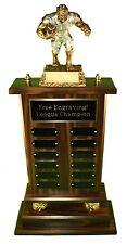 "Fantasy Football Trophy Huge 12 Year 24"" Monster - Free Engraving!"