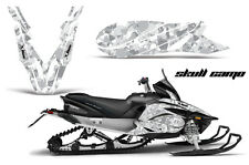 YAMAHA APEX GRAPHIC KIT AMR RACING SNOWMOBILE SLED WRAP DECAL 12-13 SKULL CAMO W