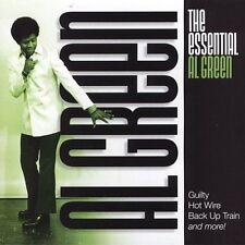 The Essential Al Green by Al Green (CD, Dec-2005) Free Shipping!