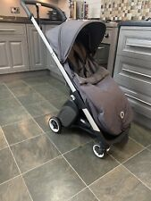 Bugaboo Ant Steel Blue Aluminium Frame Complete - Includes Foot Muff