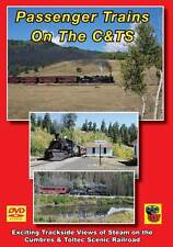 Passenger Trains on the Cumbres & Toltec Scenic Railway DVD K36 Pass Greg Schol