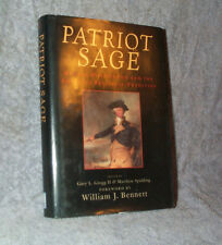 Patriot Sage, George Washington & The American Political Tradition, G Gregg HBDJ